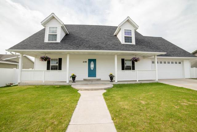 208 40th Avenue NE, Great Falls, MT 59404 (MLS #22007866) :: Andy O Realty Group