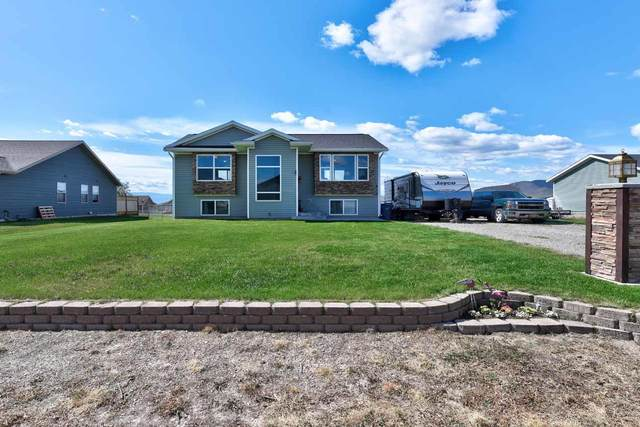 813 Guthrie Road, Helena, MT 59602 (MLS #22007875) :: Andy O Realty Group