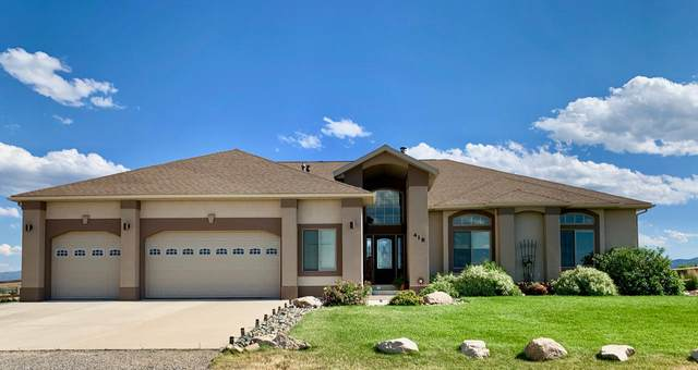 418 Saddlehorn Drive, Butte, MT 59701 (MLS #22007886) :: Andy O Realty Group
