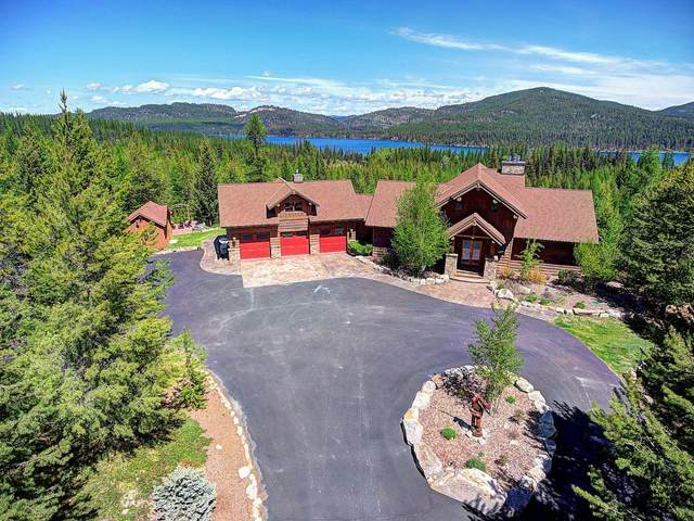 1145 S Mcgregor Lake Road, Marion, MT 59925 (MLS #22007889) :: Whitefish Escapes Realty