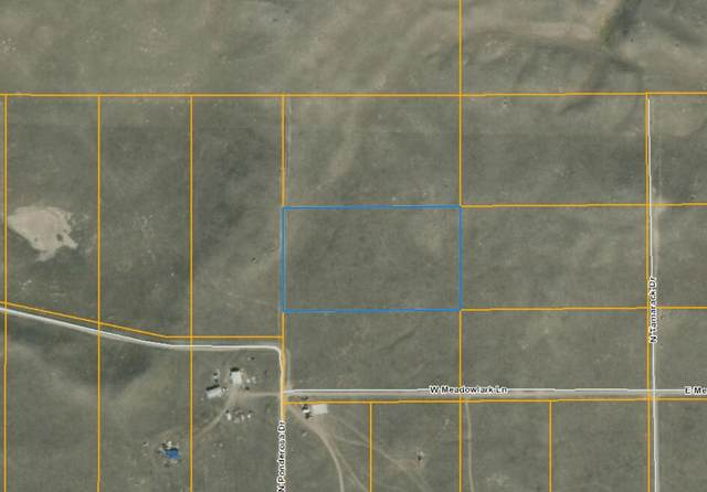 Lot 31 Willow Creek Subdivision, Augusta, MT 59410 (MLS #22007892) :: Andy O Realty Group