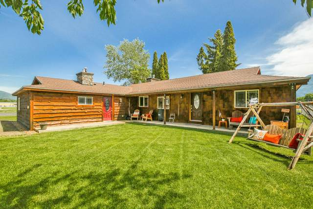 605 6th Avenue W, Columbia Falls, MT 59912 (MLS #22007893) :: Andy O Realty Group