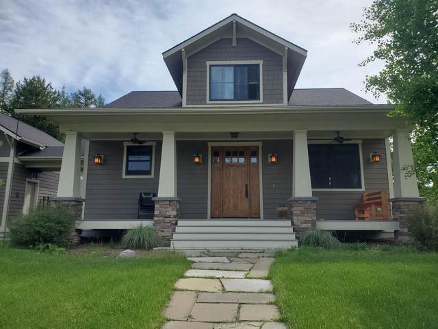 333 Sawtooth Drive, Whitefish, MT 59937 (MLS #22007935) :: Whitefish Escapes Realty