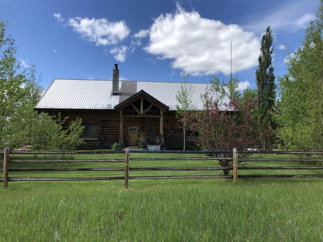 42 Travelers Home Rd, Philipsburg, MT 59858 (MLS #22008391) :: Andy O Realty Group