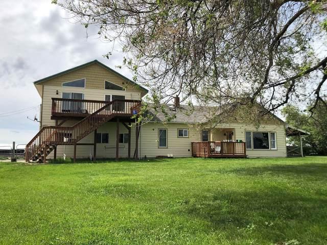 40215 Robertson Road, Ronan, MT 59864 (MLS #22008503) :: Performance Real Estate