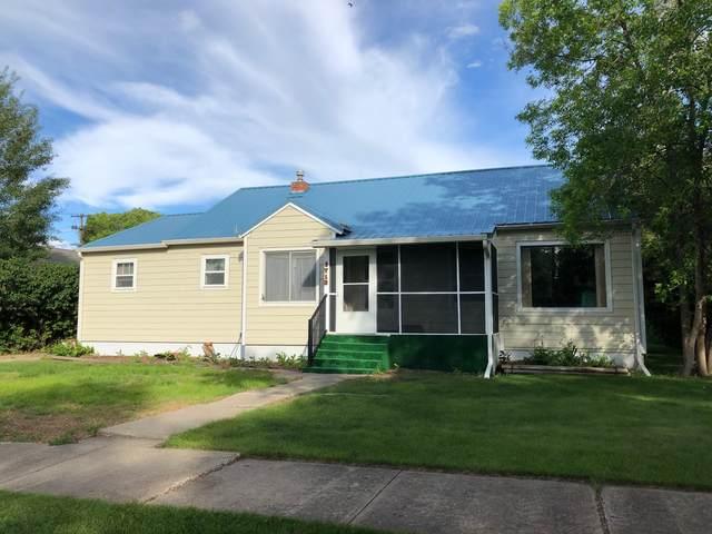1713 Franklin Street, Fort Benton, MT 59442 (MLS #22008550) :: Dahlquist Realtors