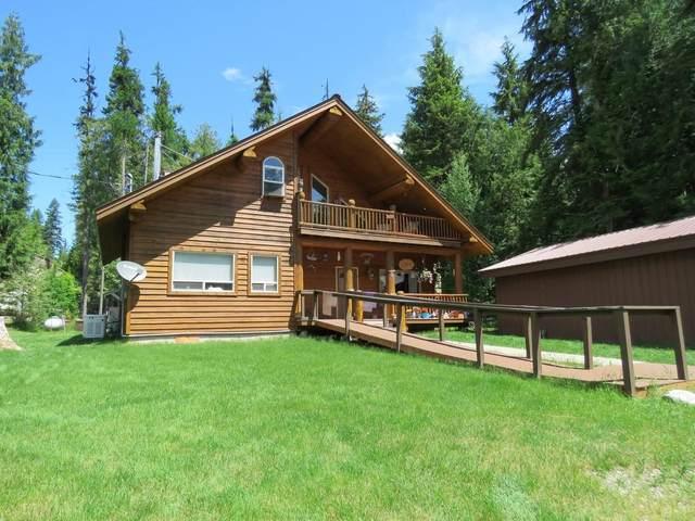 30 Cherub Lake Road, Troy, MT 59935 (MLS #22008799) :: Montana Life Real Estate