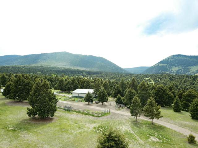 102 Johnnys Place, Hall, MT 59837 (MLS #22008961) :: Andy O Realty Group