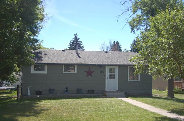 118 3rd Street N, Cascade, MT 59421 (MLS #22009239) :: Performance Real Estate