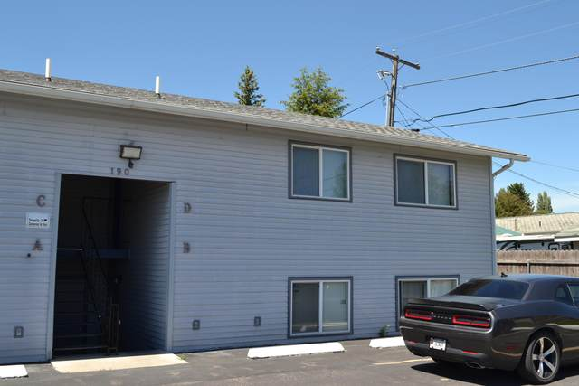 190 Glenwood Drive, Kalispell, MT 59901 (MLS #22009300) :: Andy O Realty Group