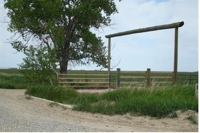 Lot 5 Golden Pond Estates, Power, MT 59468 (MLS #22009340) :: Dahlquist Realtors