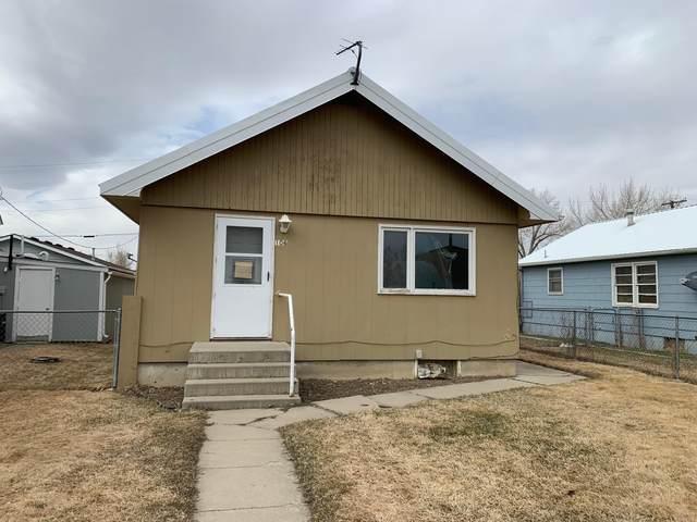 106 N Front Street, Conrad, MT 59425 (MLS #22009406) :: Performance Real Estate