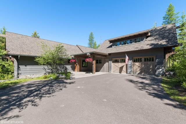 134 Huckleberry Lane, Whitefish, MT 59937 (MLS #22009472) :: Andy O Realty Group