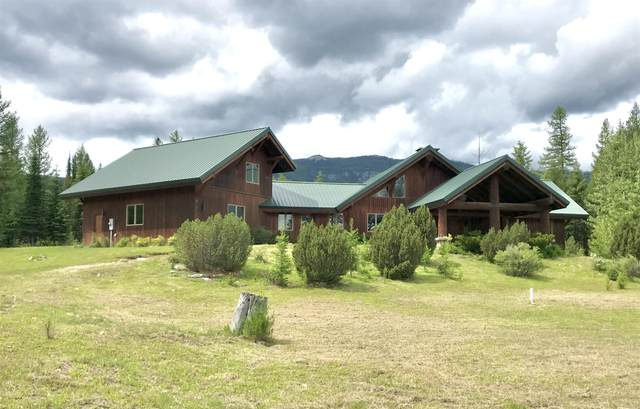 9257 Pleasant Valley Road, Marion, MT 59925 (MLS #22009564) :: Performance Real Estate