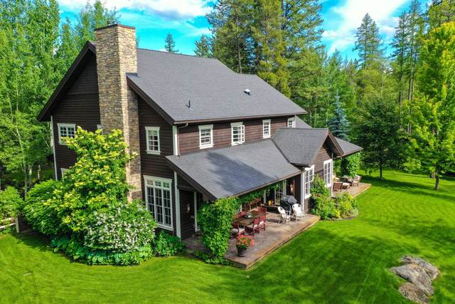 1540 Karrow Avenue, Whitefish, MT 59937 (MLS #22009637) :: Performance Real Estate