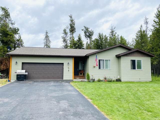 138 Frontier Circle, Marion, MT 59925 (MLS #22009659) :: Performance Real Estate