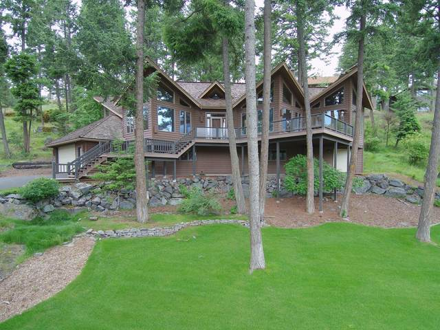 86 Golf Terrace, Bigfork, MT 59911 (MLS #22009697) :: Performance Real Estate