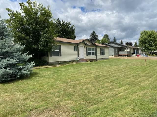 266 Highwood Drive, Libby, MT 59923 (MLS #22009767) :: Performance Real Estate