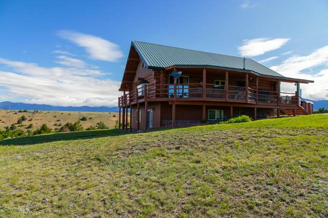 48 Silver Sage Road, Townsend, MT 59644 (MLS #22009783) :: Performance Real Estate