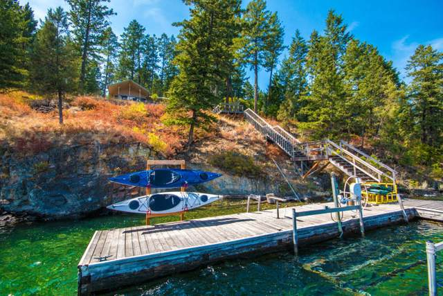 837 Angel Point Road, Lakeside, MT 59922 (MLS #22009784) :: Performance Real Estate