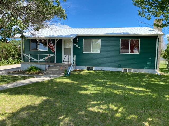 297 Washington Boulevard, Great Falls, MT 59404 (MLS #22009795) :: Performance Real Estate
