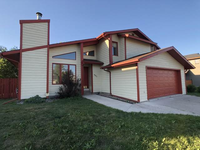 709 Coyote Court, Great Falls, MT 59404 (MLS #22009802) :: Performance Real Estate