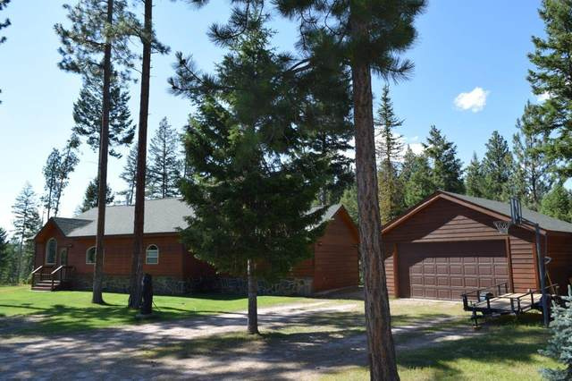 472 Timberlane, Seeley Lake, MT 59868 (MLS #22009825) :: Dahlquist Realtors