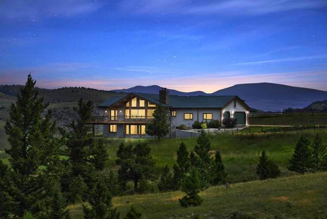 2926 Beck Hill Road, Deer Lodge, MT 59722 (MLS #22009935) :: Andy O Realty Group