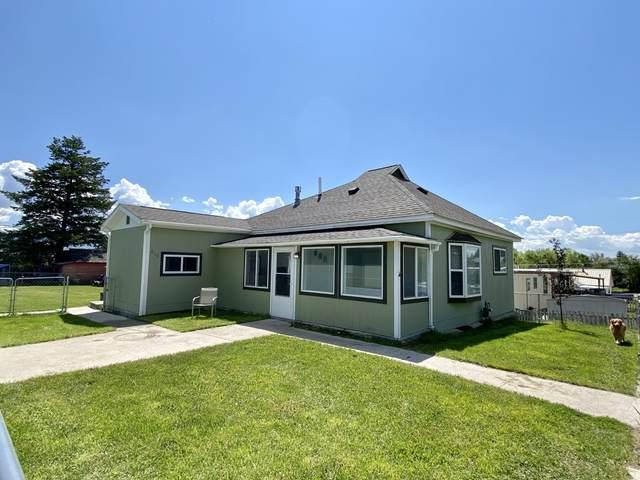 610 W Pennsylvania Avenue, Deer Lodge, MT 59722 (MLS #22009971) :: Andy O Realty Group