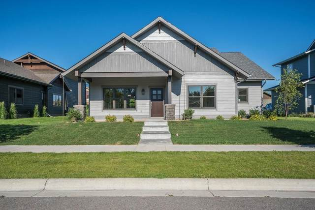 5068 Tumblehome Avenue, Whitefish, MT 59937 (MLS #22009979) :: Dahlquist Realtors