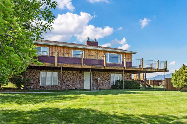 1115 Water Line Road, Butte, MT 59701 (MLS #22010044) :: Whitefish Escapes Realty