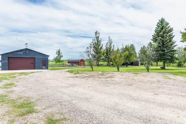 93 5th Lane, Fort Shaw, MT 59443 (MLS #22010050) :: Whitefish Escapes Realty