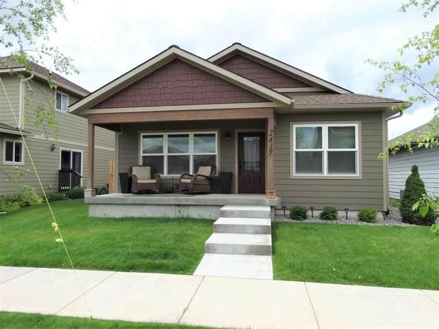 2417 Snaffle Bit Way, Missoula, MT 59808 (MLS #22010069) :: Performance Real Estate