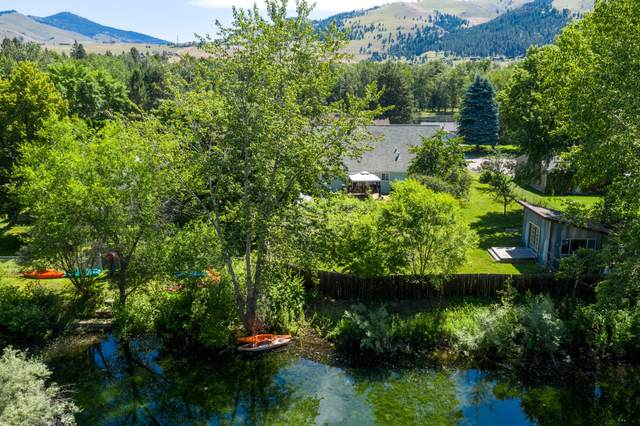 10365 Lakewood Place, Lolo, MT 59847 (MLS #22010097) :: Performance Real Estate