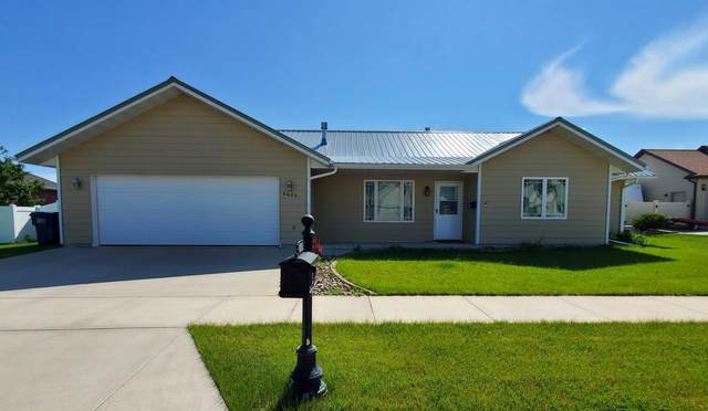 4409 Kestrel Court, Great Falls, MT 59404 (MLS #22010135) :: Dahlquist Realtors