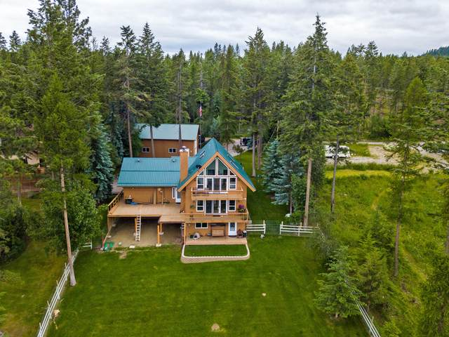 191 Overlook Terrace, Lakeside, MT 59922 (MLS #22010175) :: Whitefish Escapes Realty