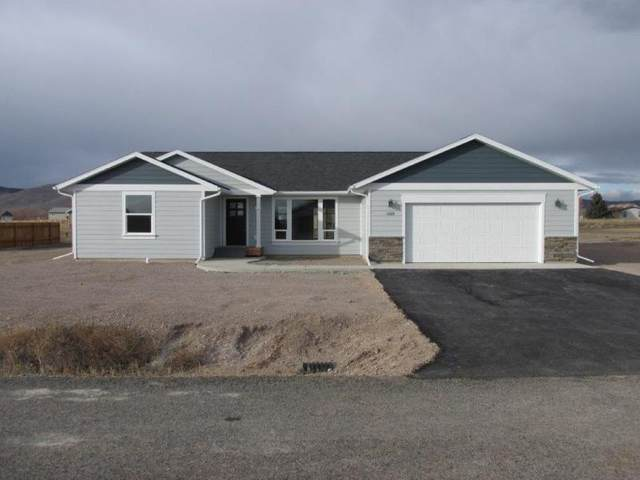 1065 Hammer Beam Road, Helena, MT 59602 (MLS #22010210) :: Dahlquist Realtors