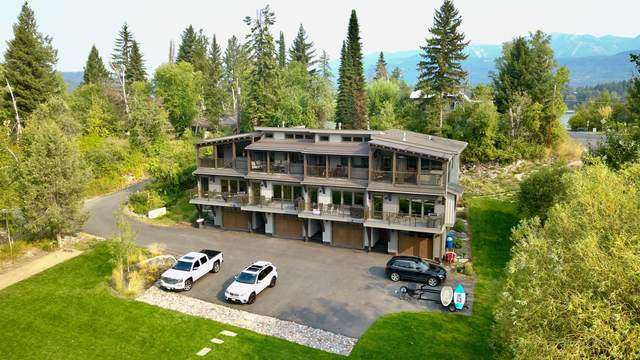 1 Woodland Place Unit A, Whitefish, MT 59937 (MLS #22010291) :: Andy O Realty Group