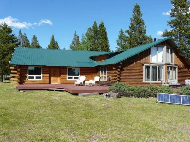 8926 Heavenly Pines Way, Lincoln, MT 59639 (MLS #22010511) :: Andy O Realty Group