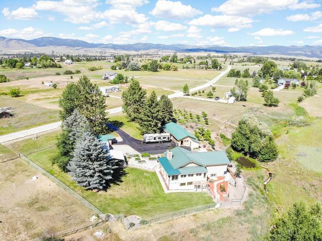 353 St Mary Drive, Stevensville, MT 59870 (MLS #22010591) :: Andy O Realty Group