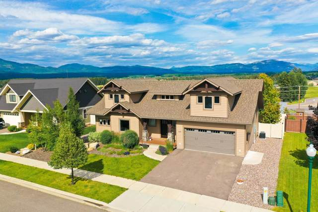 157 Vista Drive, Whitefish, MT 59937 (MLS #22010723) :: Dahlquist Realtors