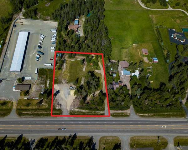 5660 Us-93, Whitefish, MT 59937 (MLS #22010733) :: Andy O Realty Group