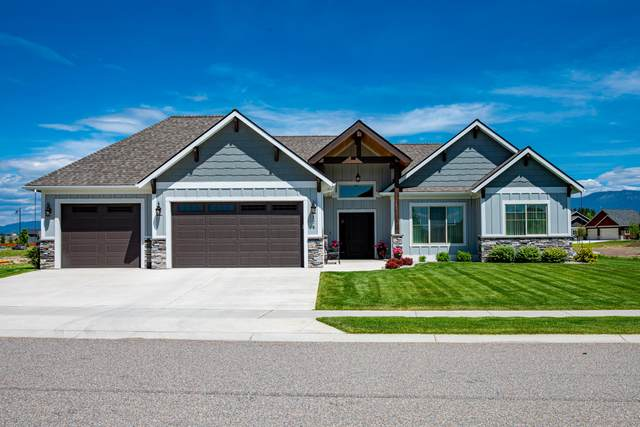 174 Sage Grouse Way, Kalispell, MT 59901 (MLS #22010898) :: Andy O Realty Group