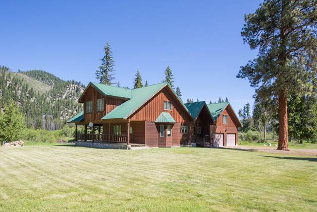 9975 A West Fork Road, Darby, MT 59829 (MLS #22010932) :: Andy O Realty Group