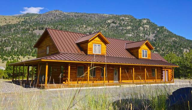 35 Tom Miner Creek Road, Emigrant, MT 59027 (MLS #22011353) :: Performance Real Estate