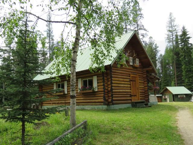 31 Old Renee Lake Road, Yaak, MT 59935 (MLS #22011381) :: Dahlquist Realtors