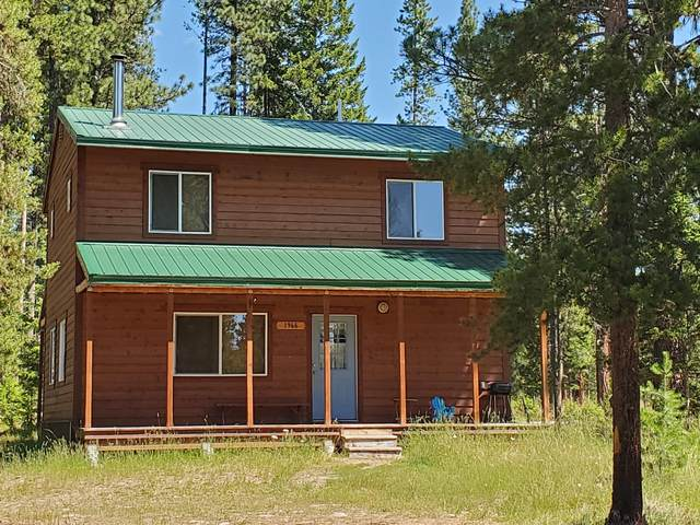 1966 Airport Road, Seeley Lake, MT 59868 (MLS #22011409) :: Andy O Realty Group