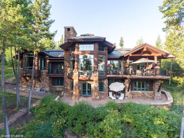 145 S Shooting Star Circle, Whitefish, MT 59937 (MLS #22011749) :: Dahlquist Realtors