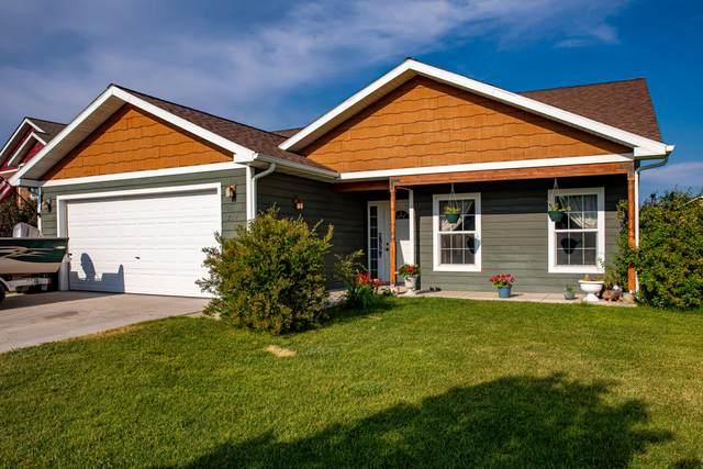 211 Jackson Peak Drive, Kalispell, MT 59901 (MLS #22011845) :: Dahlquist Realtors