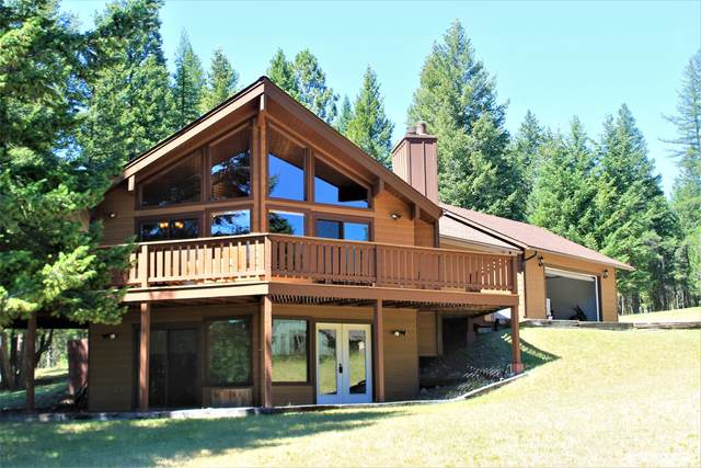 101 Forest Loop, Eureka, MT 59917 (MLS #22011864) :: Whitefish Escapes Realty